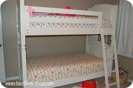 Bunk Beds Sheets The Secret To Bunk Bed Sheets Take 10 With Tricia