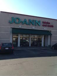 joann fabrics website jo fabric and craft 3130 arden way sacramento ca location