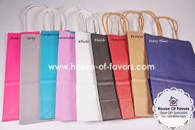 Jual Beg small kraft paper bag 15x8x21cm pack of 12pcs as low as rm11 50