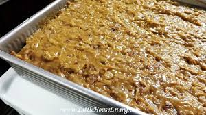 the best german chocolate cake recipe little house living