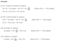 decimals rs aggarwal class 6 maths solutions exercise 7b