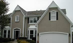 exterior painting in kansas city paint pro inc