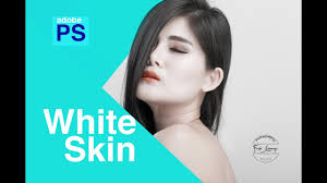 Hair Color For White Skin White Skin Color Photoshop Tutorial Youtube