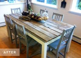 build a rustic dining room table 16 diy rustic home decor ideas to try today portland roofing