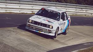 Bmw M3 E30 - video onboard a dtm bmw e30 m3 at the nurburgring