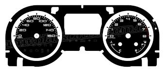 mustang custom gauges black cat custom automotive 2013 2014 ford mustang faces