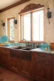 modern tuscan kitchen tuscan kitchen with double kitchen copper sink charm double