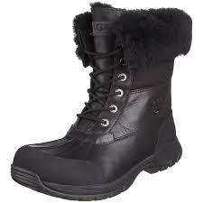 s ugg australia black adirondack boots schuh ugg adirondack boot ii 1906 s boots amazon co uk shoes bags
