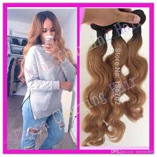 ombre weave cheap ombre hair weave best quality grade 7a cheap colored two