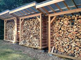 Free Wooden Garage Shelf Plans by 115 Best Fire Wood Storage Sheds Etc Images On Pinterest