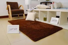 Water Absorbing Carpet by Fluffy Water Absorbing Dust Doormat Bedroom Mat Plush Slip Mats