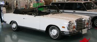 mercedes convertible file mercedes benz 280se convertible jpg wikimedia commons