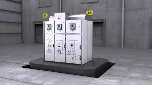 medium voltage switchgear nxair youtube