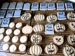 Pillsbury Sugar Cookies Halloween by Halloween Cookies Decorating Ideas Christina U0027s Cucina