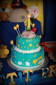 the little prince petit prince exupery baby shower party ideas