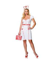 Halloween Nurse Costume Nurse Knockout Costume Women Halloween Costumes