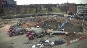 basement foundation concrete pour youtube