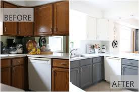 Building Upper Kitchen Cabinets Fixer Upper Inspired Kitchen Redo Using Mostly Paint Hometalk