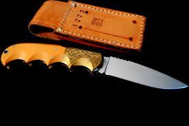 Al Mar Kitchen Knives Vtg Valade Engraved Al Mar Seki Usa First Edition Buzzard Knife