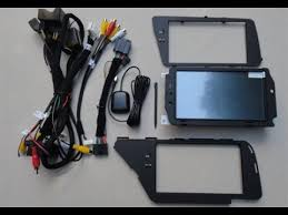 Lcd Q5 audi a4 a5 q5 professional monitor upgrade touch screen 2015 new lcd