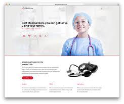 Best 25 Hospital Website Ideas 30 Free Responsive Wordpress Business Themes 2017 Colorlib