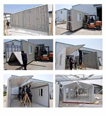 chambre mobile style de l europe a préfabriqué la chambre mobile caravanes