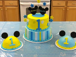 images baby mickey cakes baby mickey mouse for twins favorite