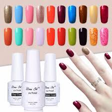 beau gel 3pcs 8ml candy uv nail polish professional uv gel nail