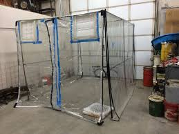 building a photo booth cabinet the homemade spray booth friend or foe