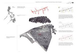 spatial patterns in a slum community airspace architecture