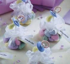 baby shower things sweet things pacifiers baby shower favor kit baby shower favors