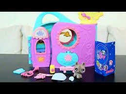 lps get better center get better center playset nowa przychodnia littlest pet shop