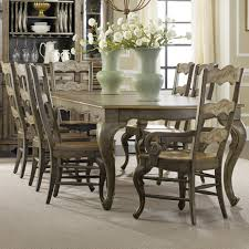 hooker dining room table hooker furniture la belle 9 piece dining set with rectangular table