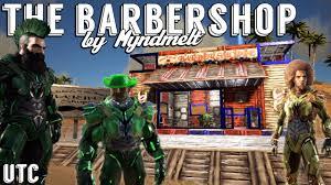 ark barbershop cragg u0027s island barber shoppe by myndmelt