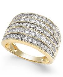 gold wedding rings for women womens engagement and wedding rings macy s