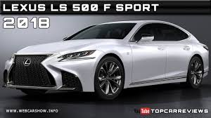 lexus ls hybrid 2018 price 2018 lexus ls 500 f sport review rendered price specs release date