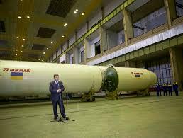 yuzhnoye design bureau missile engines said to be based on soviet made units