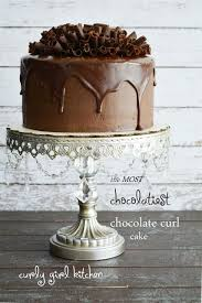 How To Make Decorative Chocolate Best 25 Chocolate Curls Ideas On Pinterest Chocolate