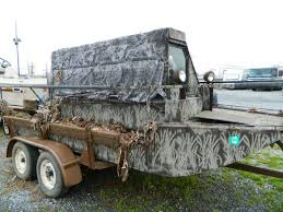 Boat Duck Blinds For Sale 2008 Presswood Duck Boat For Sale In New Orleans Louisiana