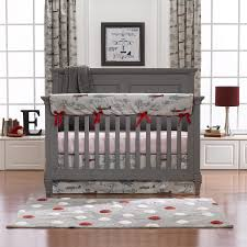 vintage airplanes bumperless crib bedding liz and roo