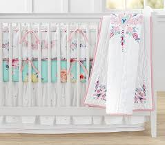 junk gypsy country blooms baby bedding pottery barn kids