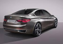 bmw concept 2017 bmw concept compact sedan previews 1 or 2 series sedan