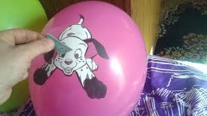 3 101 dalmation balloon popping