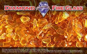 Fire Pit Crystals by Honey Crystal Yellow U2013 Fire Pit Glass Crystals