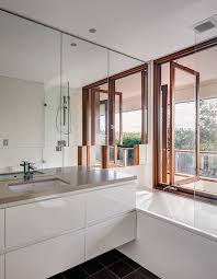 bathroom mirrors australia bathroom mirror contemporary home in sydney australia