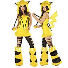 Halloween Costumes Teddy Bear Pikachu Teddy Bear Cat Cosplay Uniform Halloween Costumes