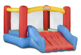 little tikes jr jump n slide bounce house u0026 reviews wayfair
