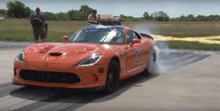 nomad drag car 2 300 hp general lee dodge viper is a twin turbo god goes 1 2