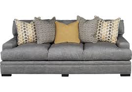 Rooms To Go Sofas by Cindy Crawford Home Palm Springs Gray Sofa Sofas Gray