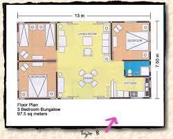 3 bedroom bungalow floor plan 2 bedroom bungalow house plans philippines internetunblock us